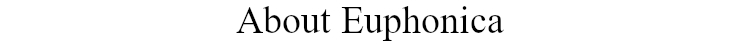 About Euphonica