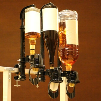 大容量ボトルや一升瓶も使える優れもの!
