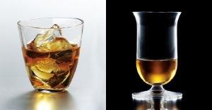 ウイスキーグラスの選び方・ウイスキーの飲み方