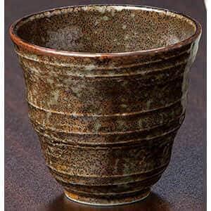 焼酎ロックカップ グリーンイラボ ×5コ
