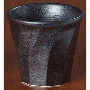 ねじりロックカップ 黒鉄 ×5コ