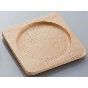 木製コースター 角 ×6枚