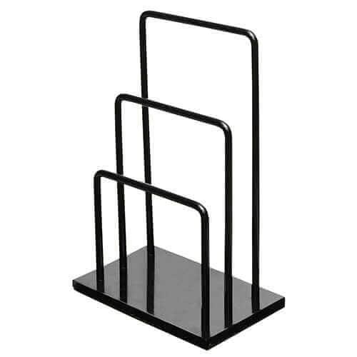金属製メニュースタンド(2段タイプ) ×1コ