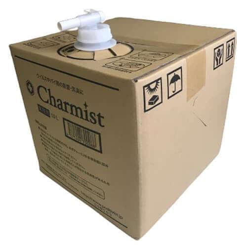 除菌消臭剤チャーミスト10L