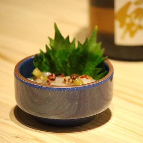 メラミン珍味小鉢 なまこ釉風 5枚セット ×1セット
