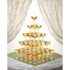 シャンパンタワー5段 ×1セット