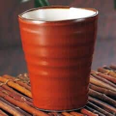 焼酎カップ 赤 ×6コ