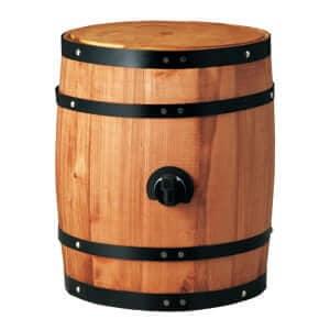 BOXワイン用樽サーバー 縦型 1つ穴  ×1コ