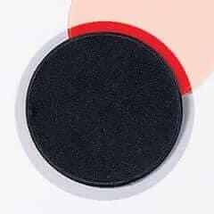 アイスペールマット ブラック ×6枚