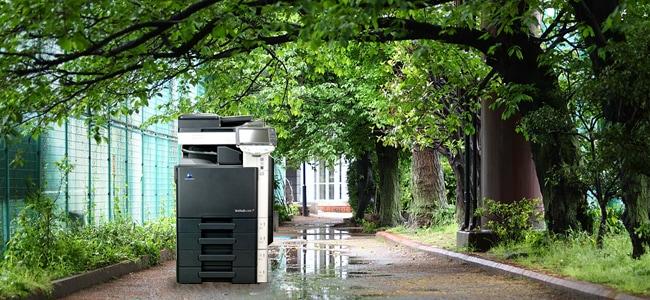 コピー機の紙詰まりの原因3 湿度