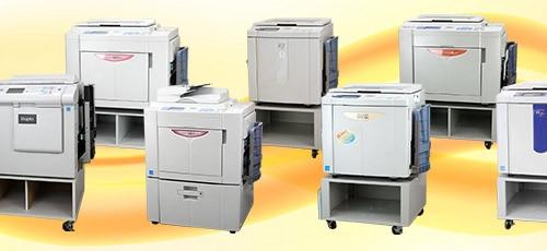中古印刷機を豊富に取り揃えております