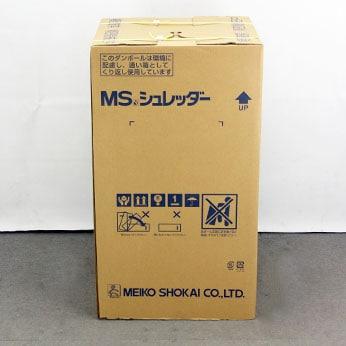明光商会シュレッダー MSD-F31Gの輸送箱イメージ