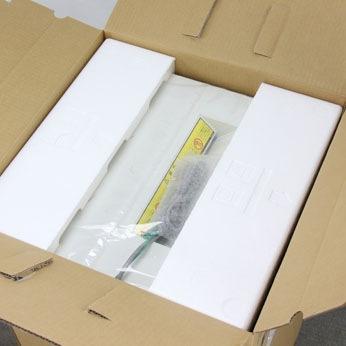 明光商会シュレッダー MSD-F31Gの開梱手順イメージ2