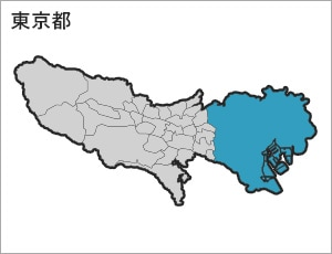 亀有リユースセンター 対象エリア