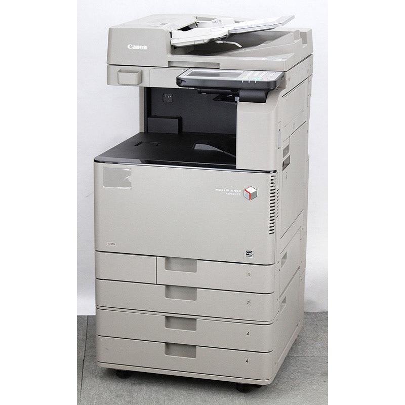 キヤノン カラーコピー機(複合機)iR-ADV C3320F(中古)