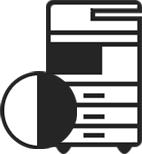 コピー・FAXモデル(Satera MF7330/MF7430)