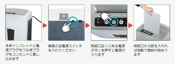 S62MCのゴミ捨て方法