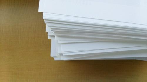 S72で細断できる紙