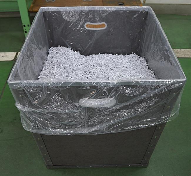 DH3102-fcの大容量なゴミ箱