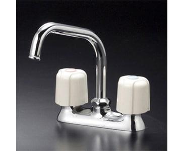 2バルブ混合水栓(標準仕様)イメージ