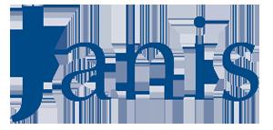 Janis ロゴ