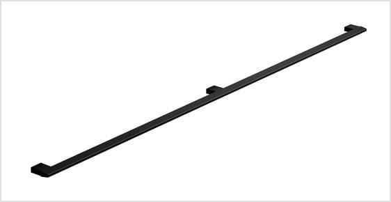 クリナップ コンパクトキッチン colty(コルティ) I型 扉カラー ロングバー取手 ブラック