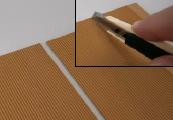 FUKUVI リフォームカバー工法 幅木カバー 施工手順3