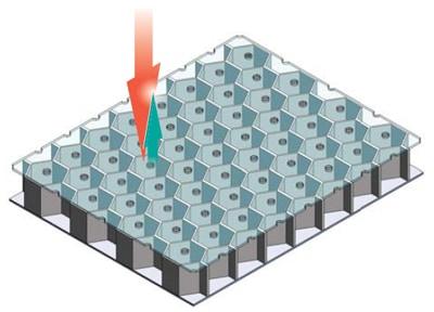 岐阜プラスチック TECCELL 表面に微細な開孔