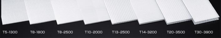 テクセル標準 仕様別イメージ