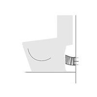 ジャニス、床上排水(壁)タイプイメージ