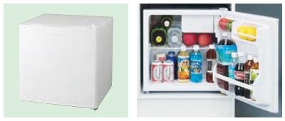 亀井製作所 給湯室キッチン オアシス2 冷蔵庫