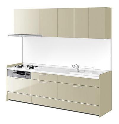 リクシル システムキッチン アレスタ(ALESTA) I型 扉カラー ペールグリーン:G62[F]