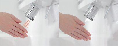 タッチレス水栓ナビッシュ イメージ1