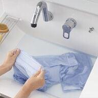 INAX 洗面化粧台 Piara ひろびろボウル 広くて平らな平面