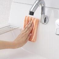 INAX 洗面化粧台 Piara ひろびろボウル ハイバックガード一体ボウル&壁付水栓