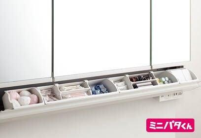INAX 洗面化粧台 Piara スマートポケット
