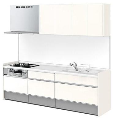 LIXIL システムキッチン Shiera(シエラ) レンジフード ミストホワイト