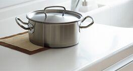 LIXIL システムキッチン Shiera(シエラ) 優れた耐熱性を実現