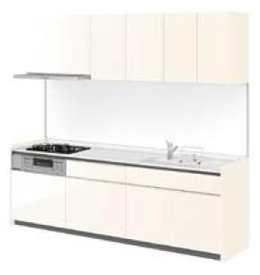 LIXIL システムキッチン Shiera S(シエラ S) ペールホワイト