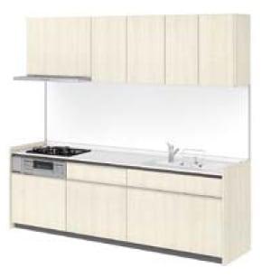 LIXIL システムキッチン Shiera S(シエラ S) ブリーチウッド
