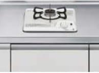 LIXIL コンパクトキッチン Tio(ティオ) 1口ガスコンロ イメージ