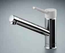 LIXIL コンパクトキッチン Tio(ティオ) オールインワン浄水栓1