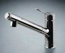LIXIL コンパクトキッチン Tio(ティオ) ハンドシャワー水栓