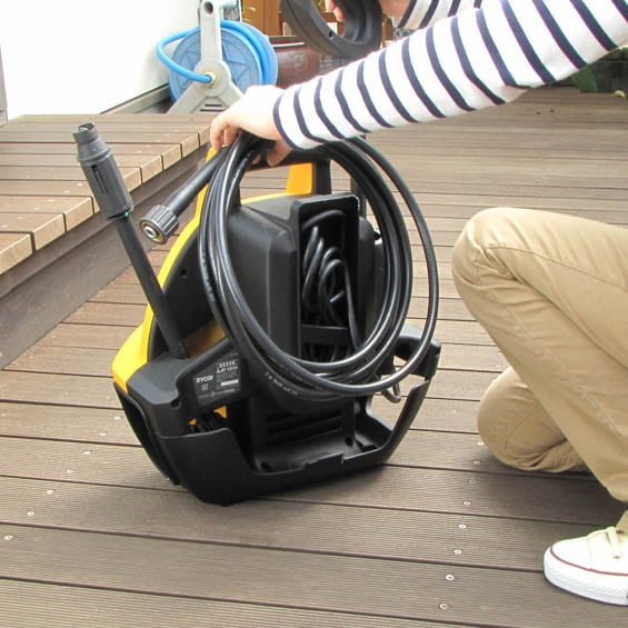 リョービ 高圧洗浄機 AJP-1310 イメージ1