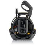 リョービ 高圧洗浄機 AJP-1310 ノズル、ガン、高圧ホース、電源コードを本体に収納できる
