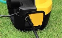 リョービ 高圧洗浄機 AJP-1310 水受けトレイ イメージ1