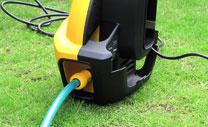 リョービ 高圧洗浄機 AJP-1310 水受けトレイ イメージ2