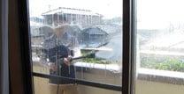リョービ 高圧洗浄機 AJP-1310 洗浄風景4