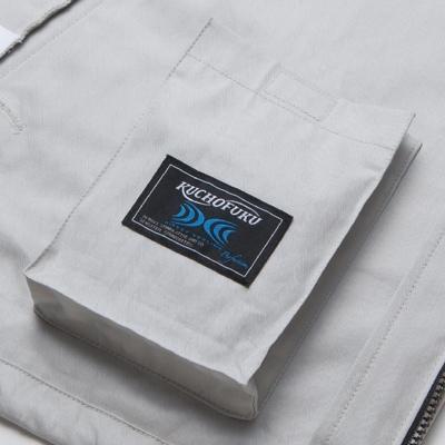 タカヤ 空調服 GRANCISCO GC-K005 左内側バッテリーポケット(マジックテープ付)