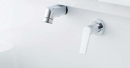 TOTO 洗面化粧台 Octave シンプル水栓 イメージ